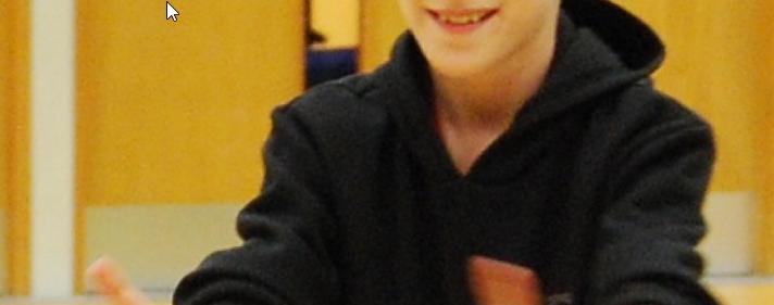 An image of a boy