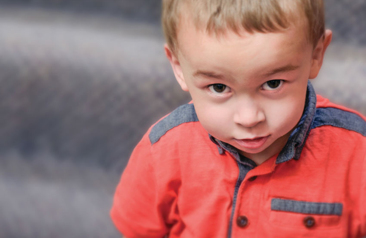 A image of a toddler