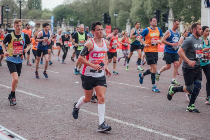 An image of a marathon